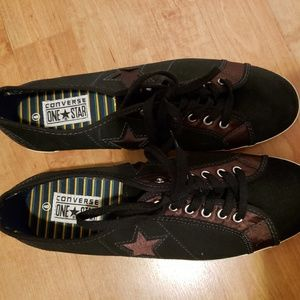 Converse Shoes - Converse One Star low profile sneaker sz9 ~ NWOT